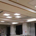 特別養護老人ホームの高効率空調とLED照明
